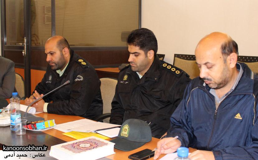 تصاویر نشست خبرنگاران با فرماندار کوهدشت (3)