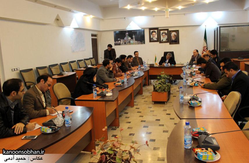 تصاویر نشست خبرنگاران با فرماندار کوهدشت (5)