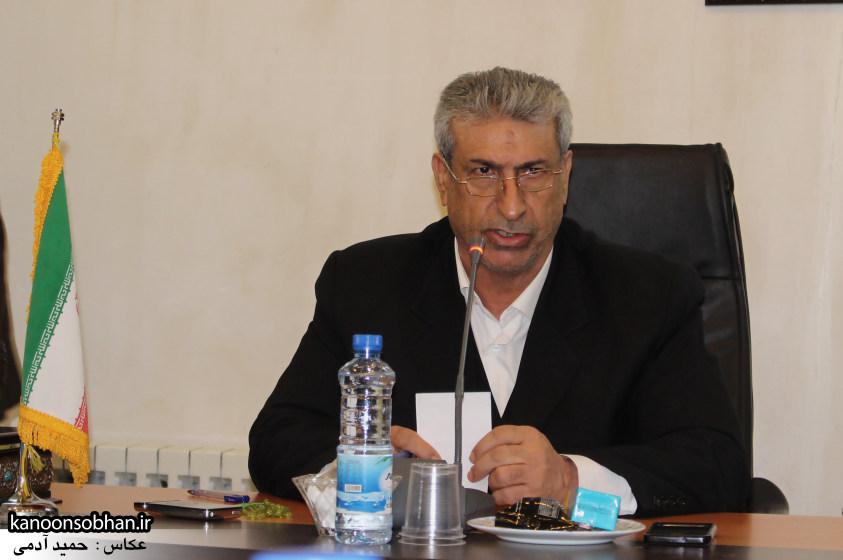 تصاویر نشست خبرنگاران با فرماندار کوهدشت (6)