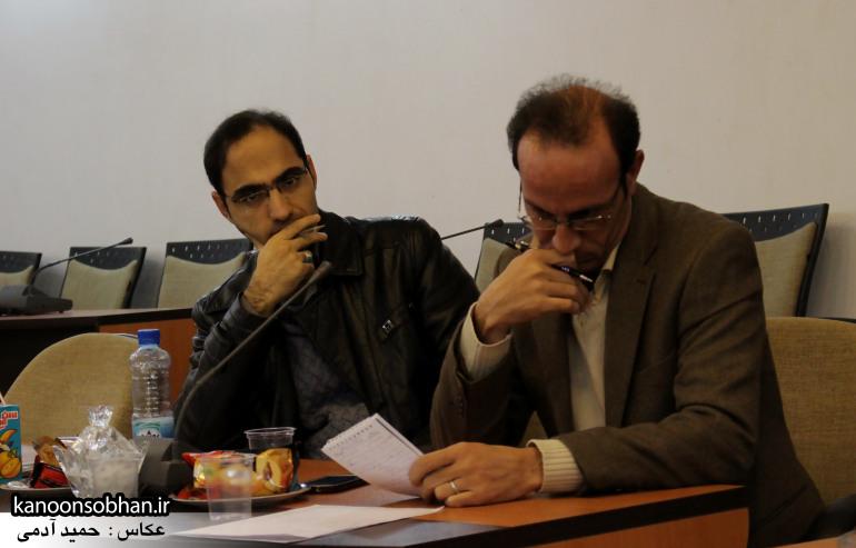 تصاویر نشست خبرنگاران با فرماندار کوهدشت (8)