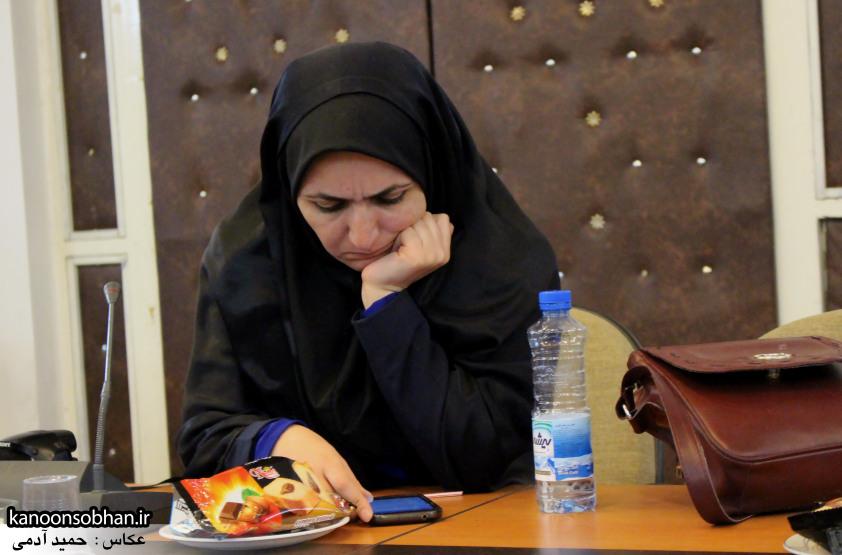 تصاویر نشست خبرنگاران با فرماندار کوهدشت (9)