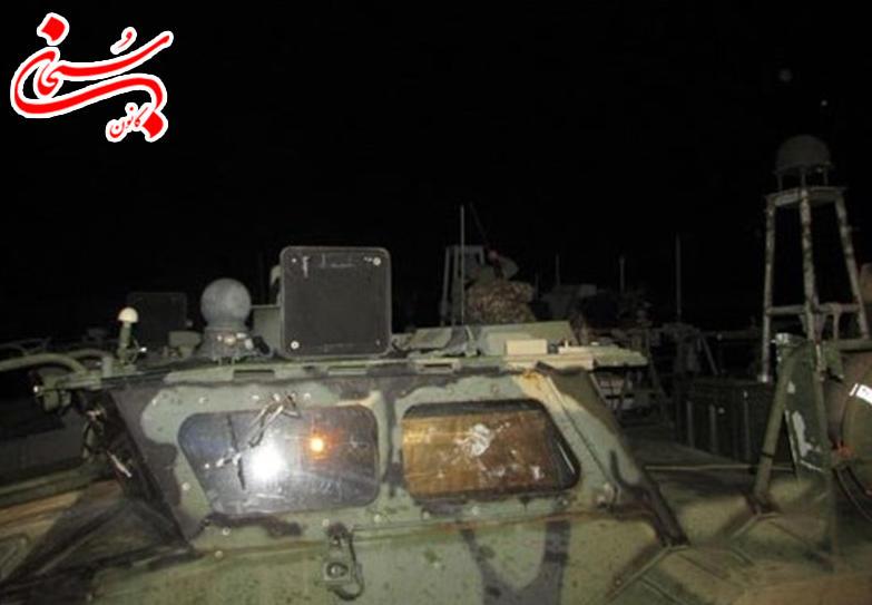 تصاویر نظامیان آمریکایی بازداشت شده در خلیج فارس (2)