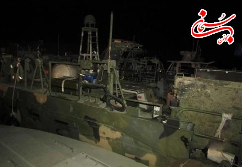 تصاویر نظامیان آمریکایی بازداشت شده در خلیج فارس (6)