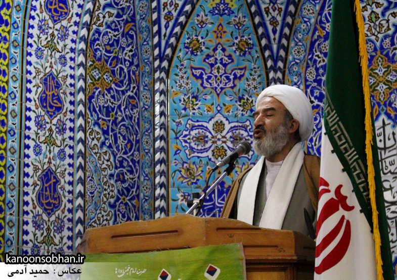 تصاویر نماز جمعه ۱۱ دی 94 کوهدشت لرستان (2)