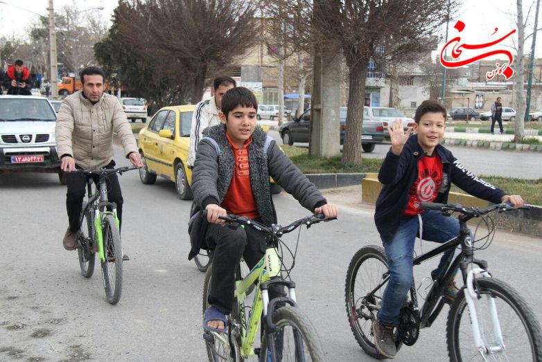 تصاویر همایش دوچرخه سواری کوهدشت (10)
