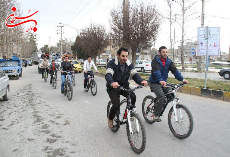 تصاویر همایش دوچرخه سواری کوهدشت (11)
