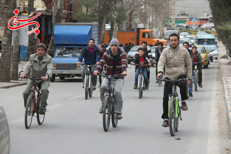 تصاویر همایش دوچرخه سواری کوهدشت (12)