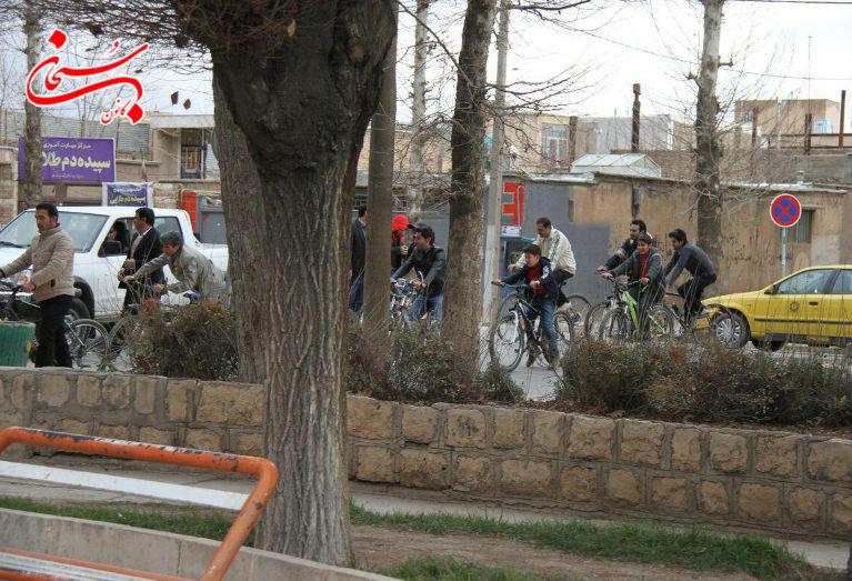 تصاویر همایش دوچرخه سواری کوهدشت (13)