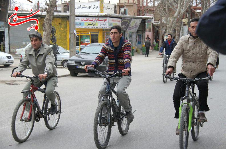 تصاویر همایش دوچرخه سواری کوهدشت (14)