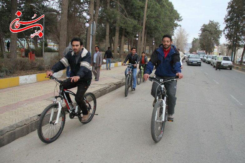 تصاویر همایش دوچرخه سواری کوهدشت (15)