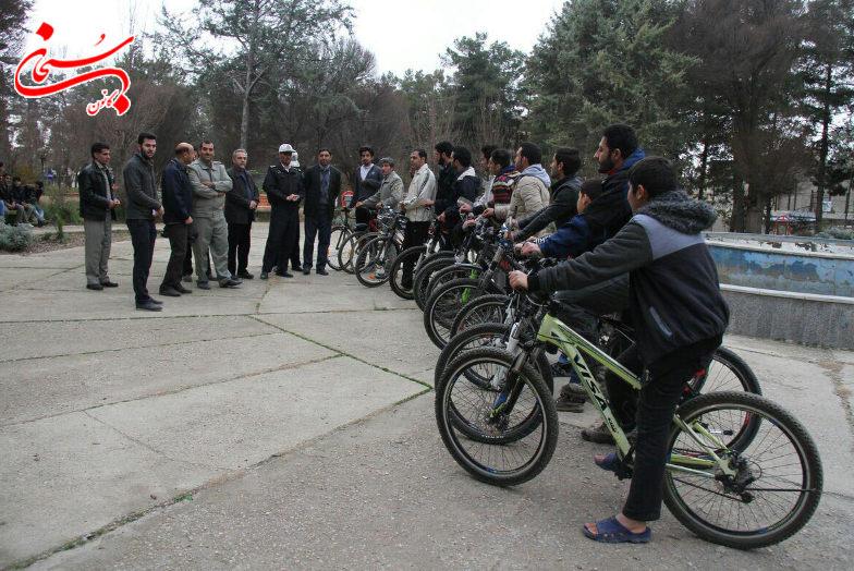 تصاویر همایش دوچرخه سواری کوهدشت (4)