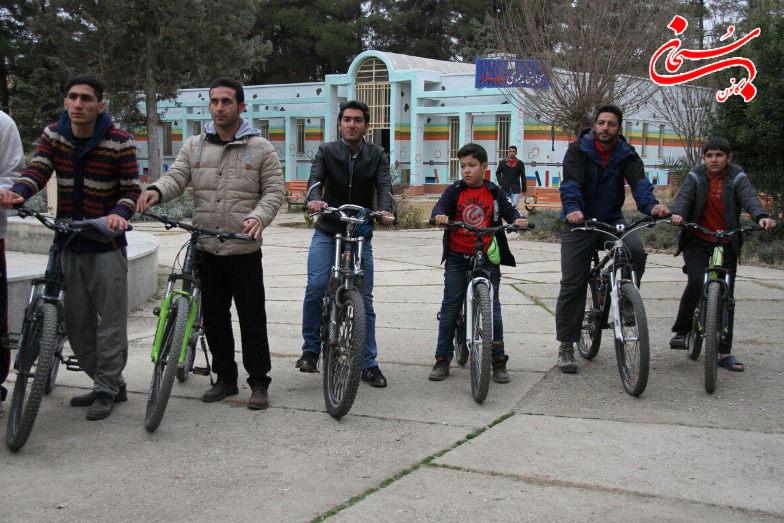 تصاویر همایش دوچرخه سواری کوهدشت (5)