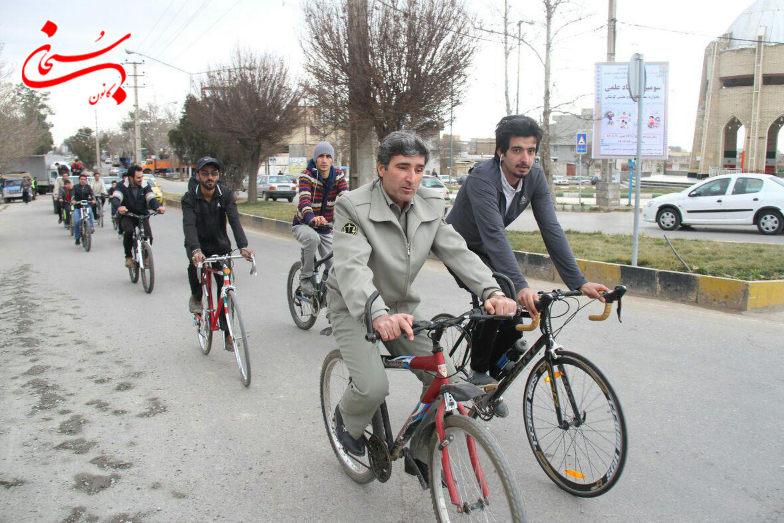 تصاویر همایش دوچرخه سواری کوهدشت (8)