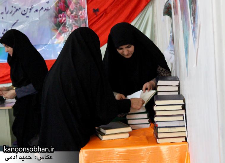 تصاویر کتابت قرآن کریم توسط سواد آموزان کوهدشتی (10)