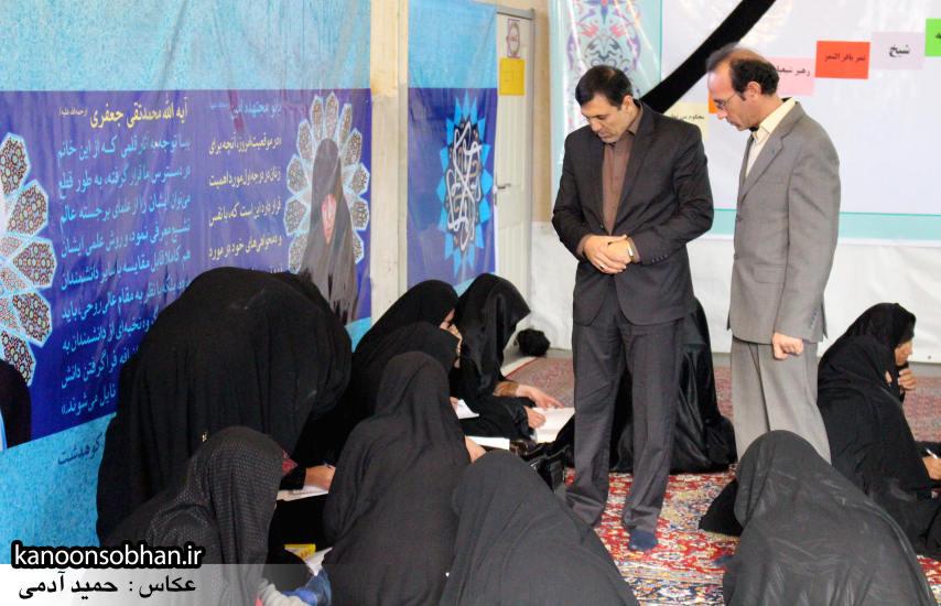 تصاویر کتابت قرآن کریم توسط سواد آموزان کوهدشتی (5)
