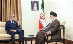 رهبری و عبدالله عبدالله افغانستان