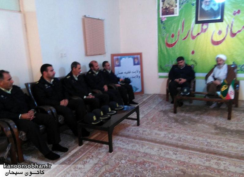 سرهنگ یارالله عبدی چراغ فرمانده جدید نیروی انتظامی کوهدشت (2)