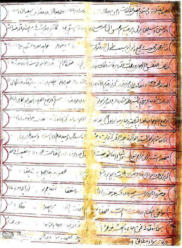 شجره نامه سادات ابوالوفاء کوهدشت + عکس (13)