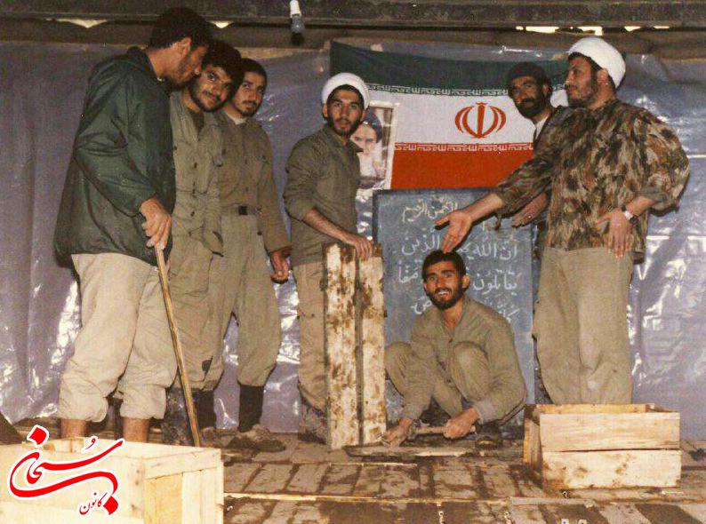 شهید محمد مراد گراوند کوهدشت (3)