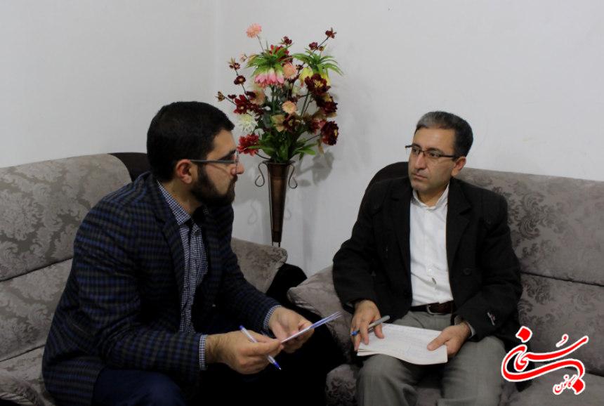 مرارد ویسی کاندیدای دهمین دوره مجلس شورای اسلامی کوهدشت