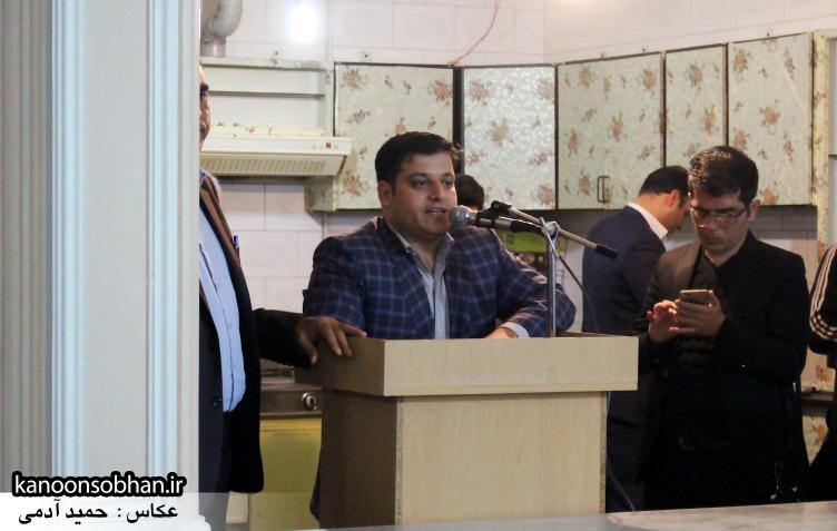 نشست فرهنگیان کوهدشت با الهیار ملکشاهی (1)