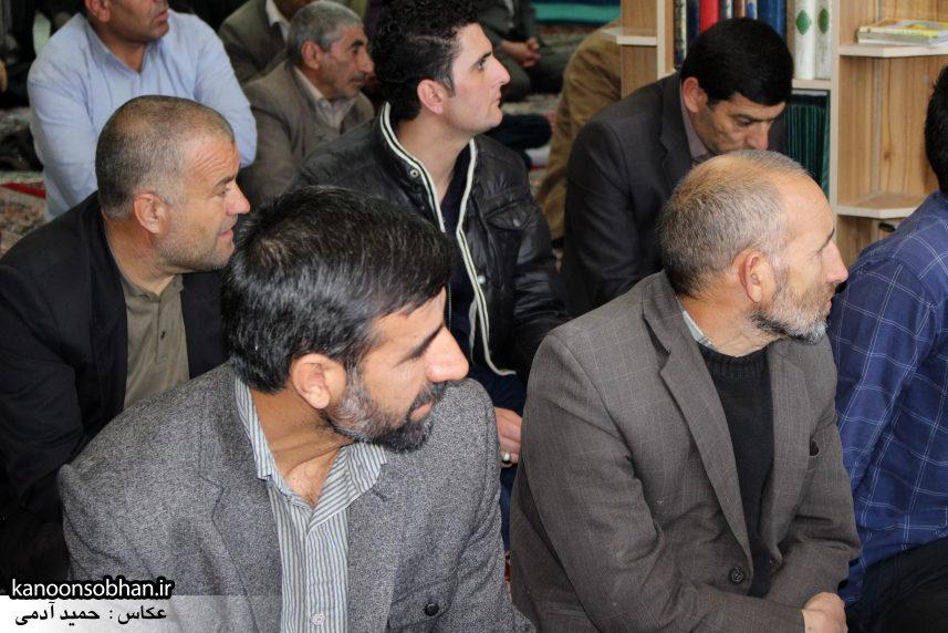 تصاویر حضور آیت الله احمد مبلغی در مسجد جامع کوهدشت (10)