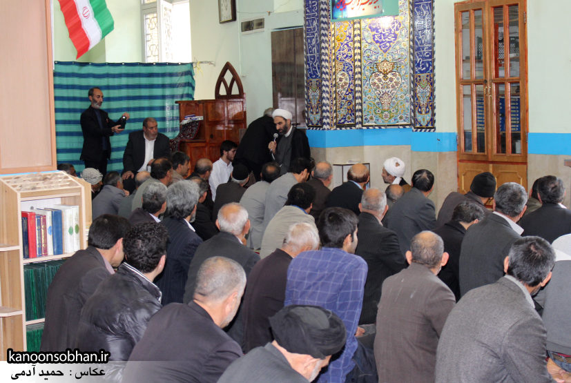 تصاویر حضور آیت الله احمد مبلغی در مسجد جامع کوهدشت (11)