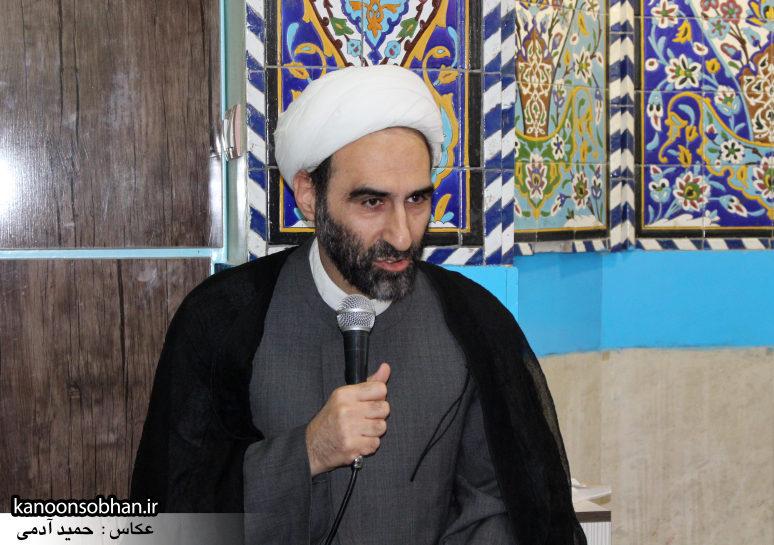 تصاویر حضور آیت الله احمد مبلغی در مسجد جامع کوهدشت (4)