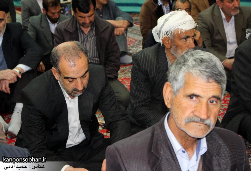 تصاویر حضور آیت الله احمد مبلغی در مسجد جامع کوهدشت (8)