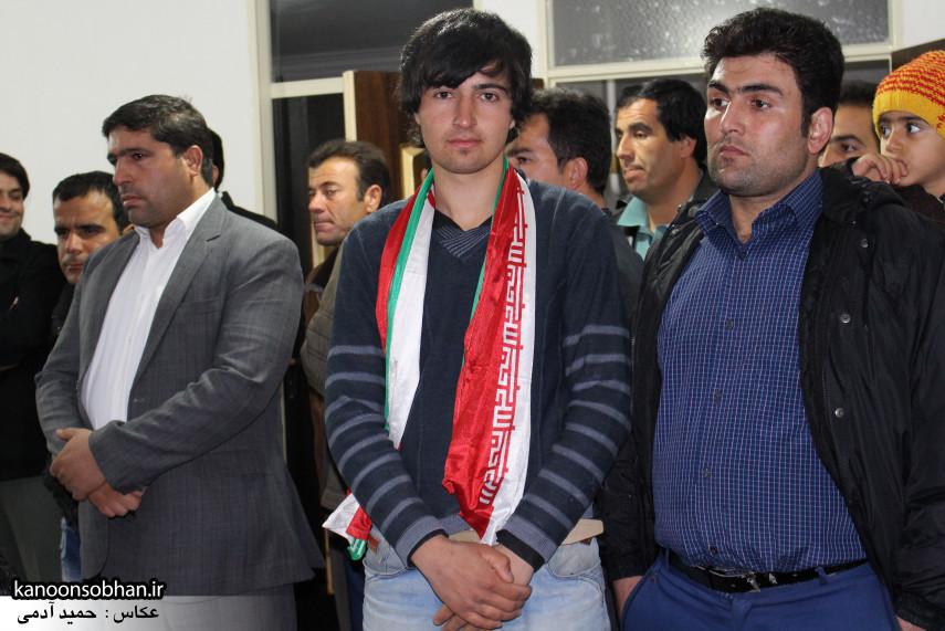 تصاویر حضور علی امامی راد در منزل داریوش کوشکی (12)
