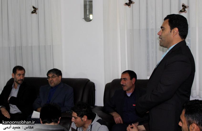 تصاویر حضور علی امامی راد در منزل داریوش کوشکی (3)