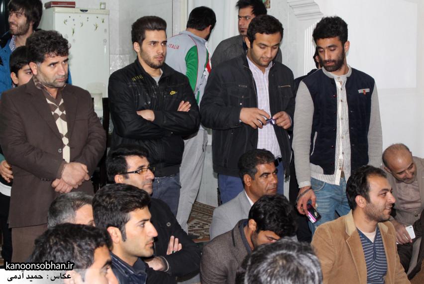 تصاویر حضور علی امامی راد در منزل داریوش کوشکی (5)