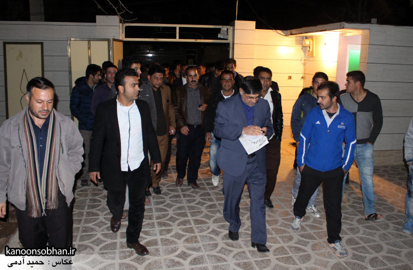 تصاویر حضور علی امامی راد در منزل فردین طولابی (1)