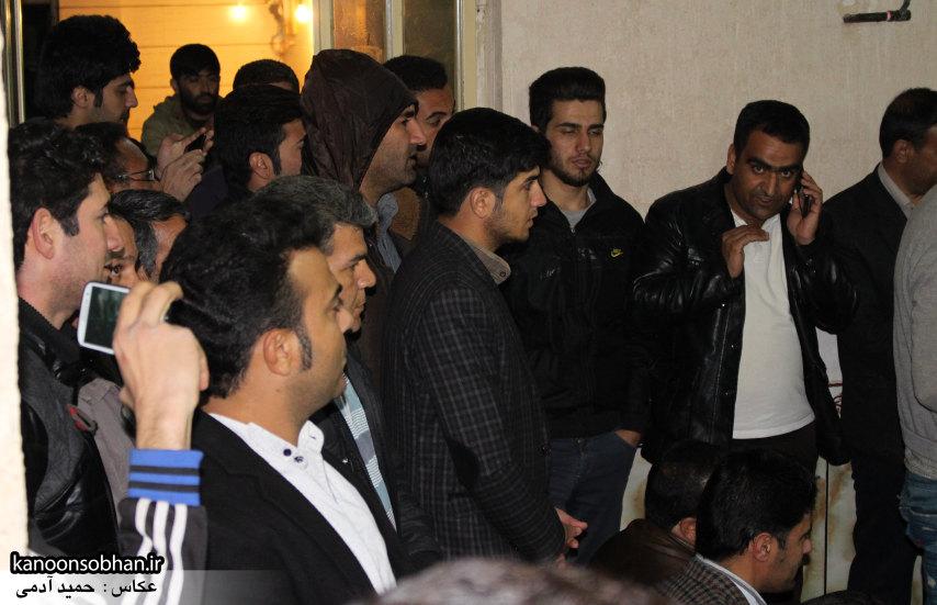 تصاویر حضور علی امامی راد در منزل فردین طولابی (3)