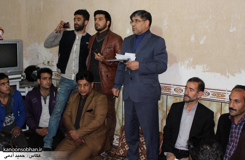 تصاویر حضور علی امامی راد در منزل فردین طولابی (5)