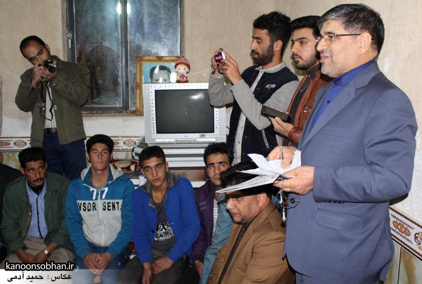 تصاویر حضور علی امامی راد در منزل فردین طولابی (9)