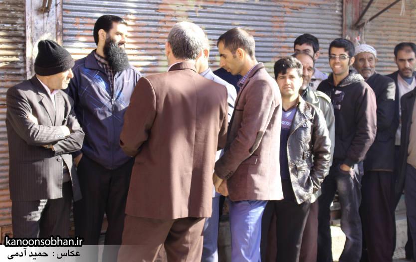 تصاویر حضور پرشور مردم کوهدشت در پای صندوق های رأی (10)