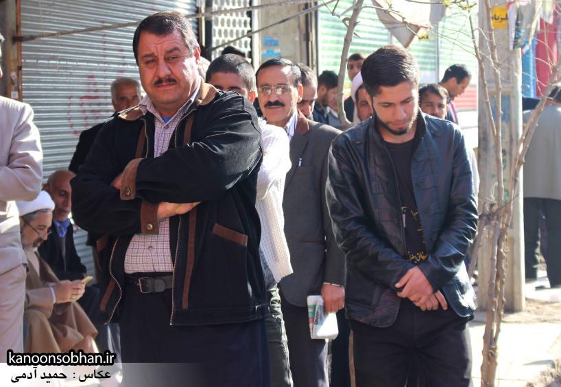 تصاویر حضور پرشور مردم کوهدشت در پای صندوق های رأی (11)