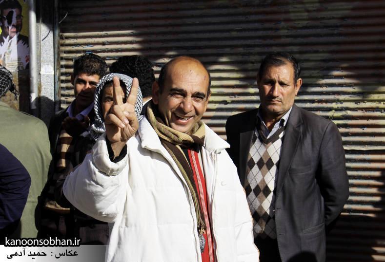 تصاویر حضور پرشور مردم کوهدشت در پای صندوق های رأی (12)