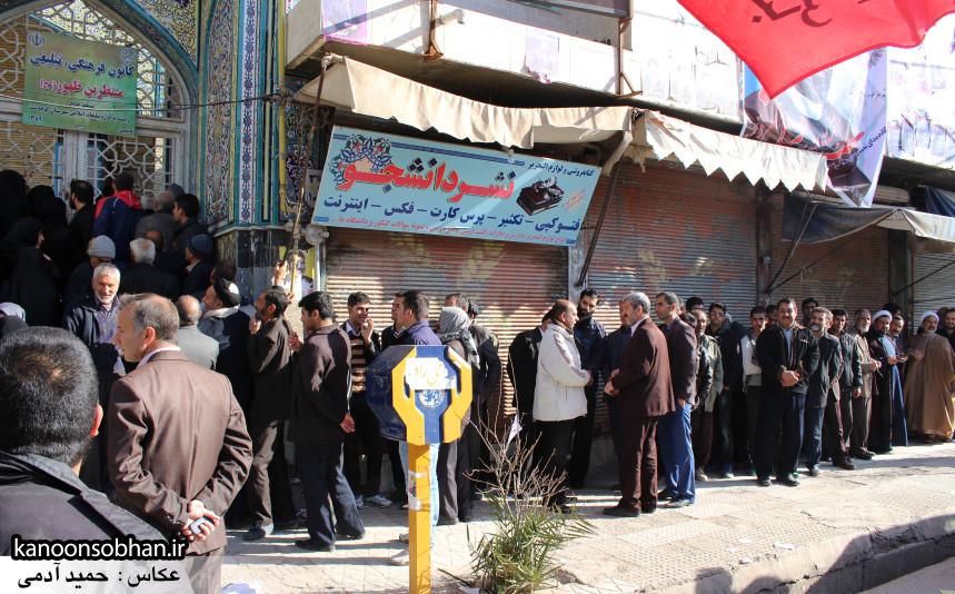 تصاویر حضور پرشور مردم کوهدشت در پای صندوق های رأی (14)