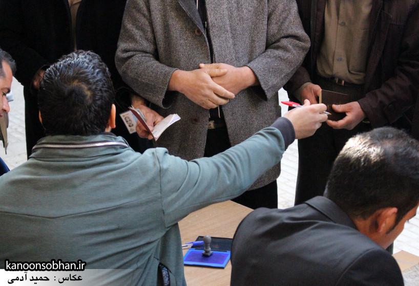 تصاویر حضور پرشور مردم کوهدشت در پای صندوق های رأی (19)