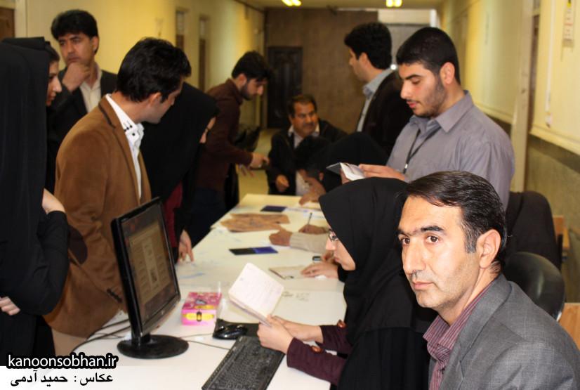 تصاویر حضور پرشور مردم کوهدشت در پای صندوق های رأی (23)