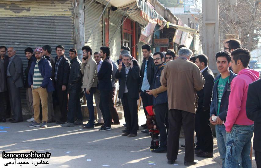تصاویر حضور پرشور مردم کوهدشت در پای صندوق های رأی (6)