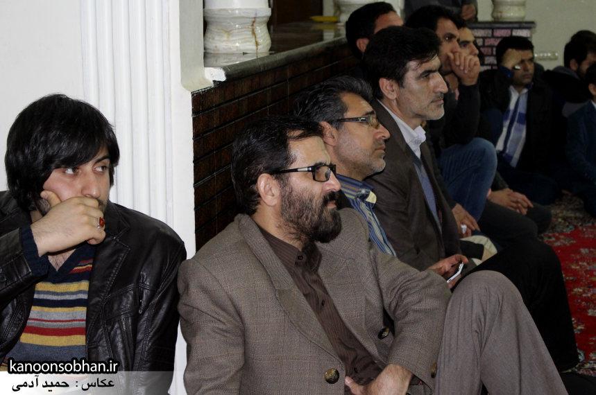 تصاویر دیدار جلسه هم اندیشی با سردار حسن باقری (2)