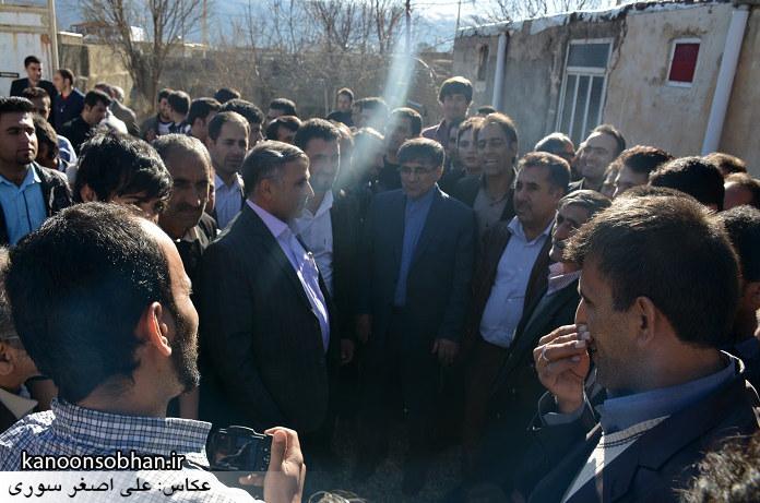 تصاویر دیدار حاج علی امامی راد با مردم رومشکان (1)
