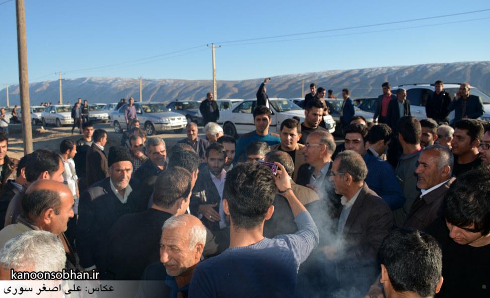 تصاویر دیدار حاج علی امامی راد با مردم رومشکان (2)