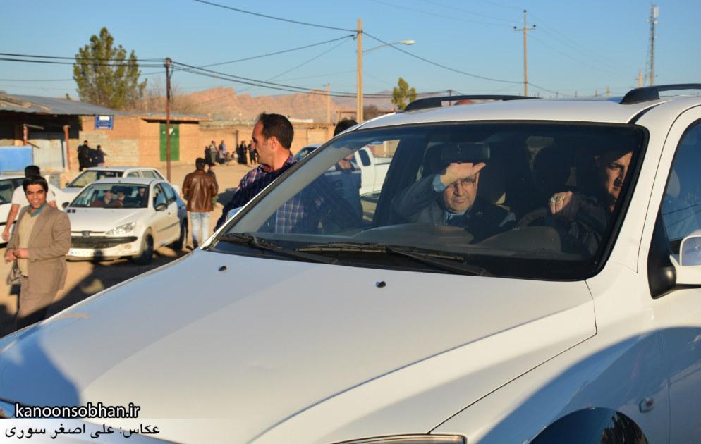 تصاویر دیدار حاج علی امامی راد با مردم رومشکان (3)