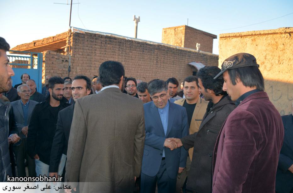 تصاویر دیدار حاج علی امامی راد با مردم رومشکان (9)