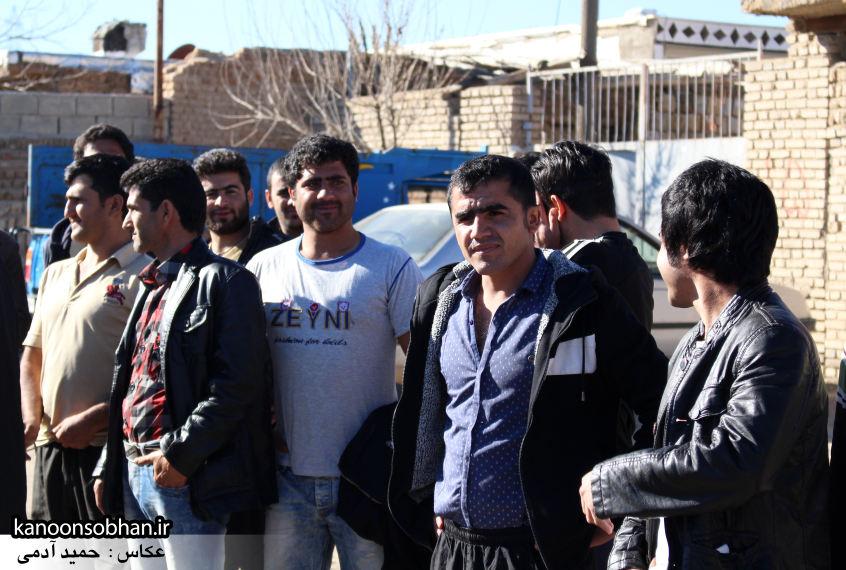 تصاویر دیدار علی امامی راد با مردم (1)