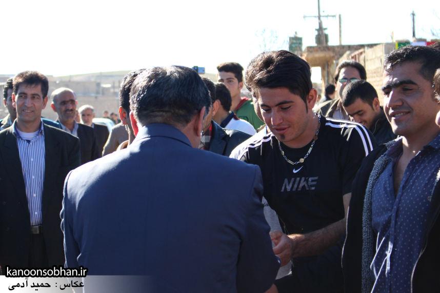 تصاویر دیدار علی امامی راد با مردم (2)